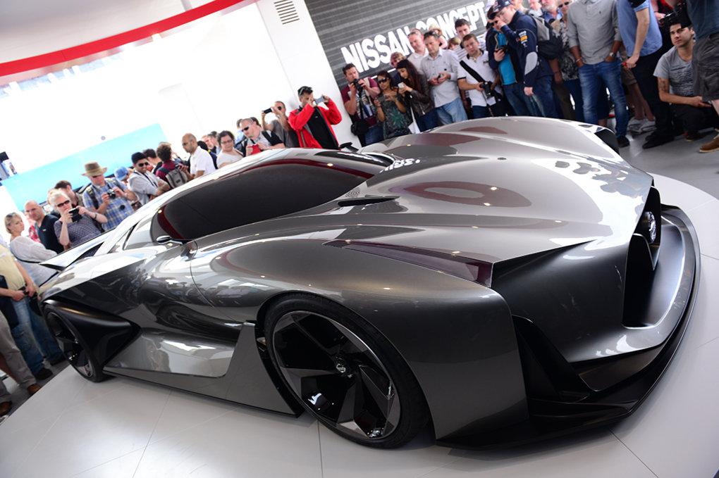Nissan создает реальную версию суперкара Gran Turismo