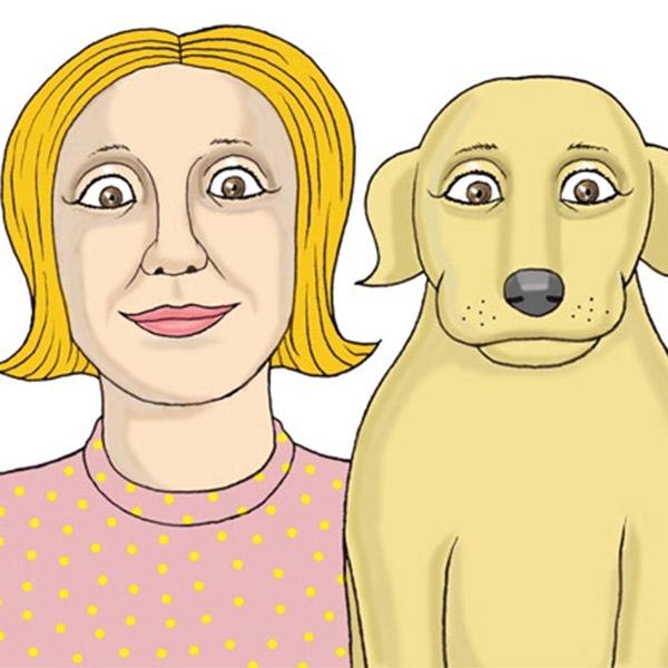 исследование,собака, Почему домашние животные и их хозяева похожи?