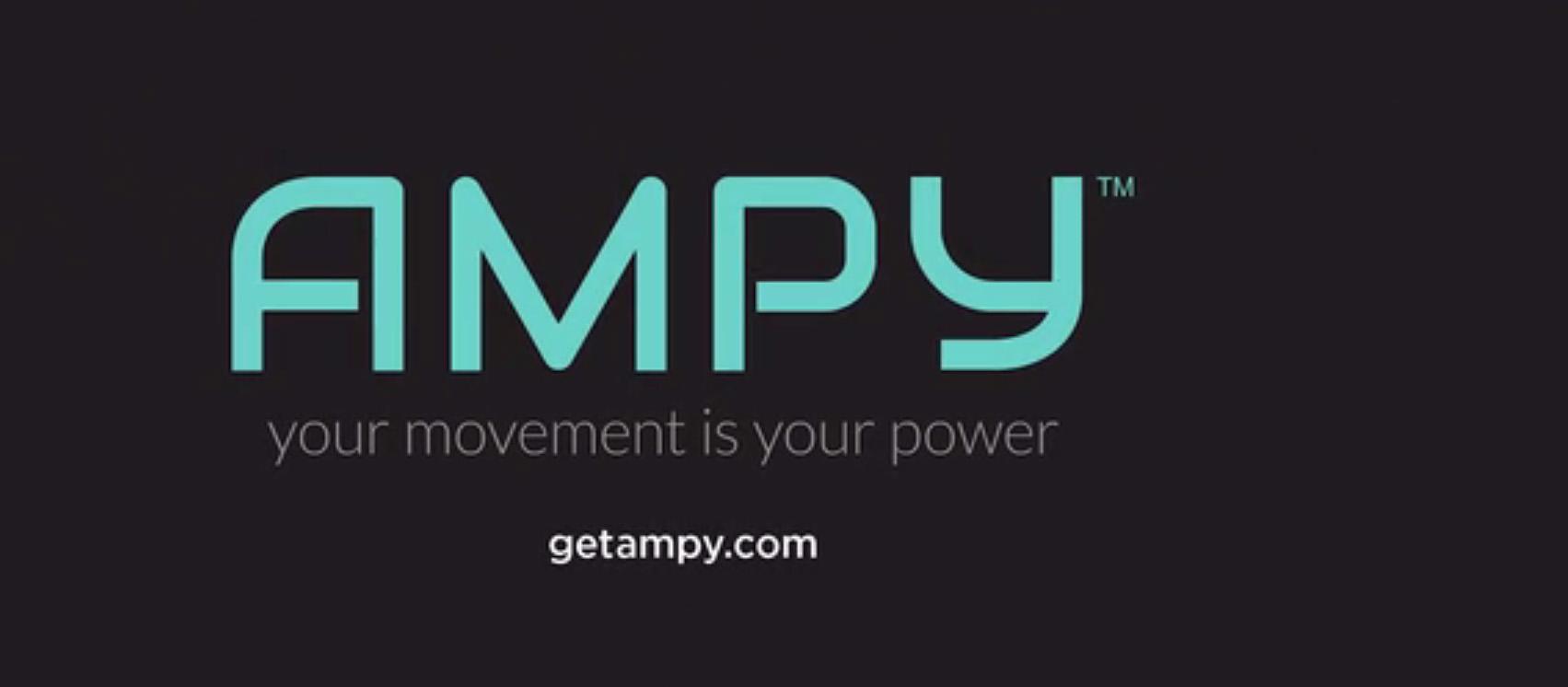AMPY — внешняя батарея, заряжающаяся в движении
