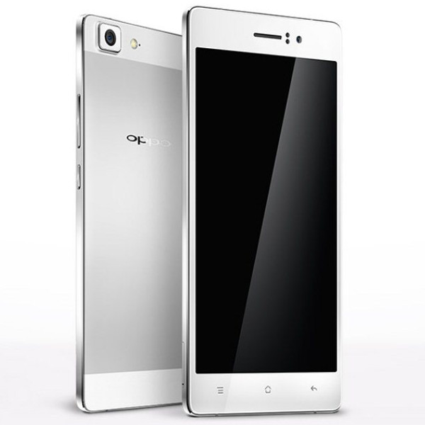 oppo, смартфон, OPPO представила самый тонкий смартфон в мире