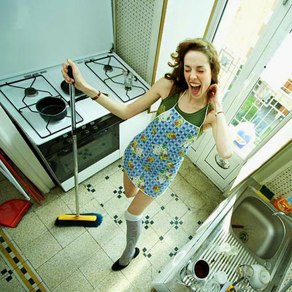 Психология, здоровье, общество, работа, социология, 10 лайфхаков для быстрой и эффективной уборки