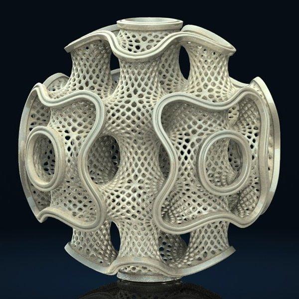 3D, 3D-печать, оружие, одежда, мода, дизайн, искусство, До чего дошел прогресс: феномен 3D-печати