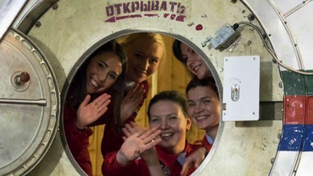 Проект «Луна 2015»: в космос «отправится» экипаж, состоящий из шести россиянок (10 фото)