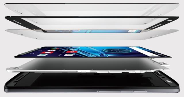 Motorola Droid Turbo 2: секрет телефона с небьющимся дисплеем