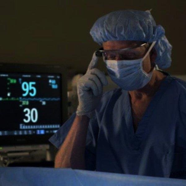 Google, Google Glass, магнитно-резонансная томография, медицина, болезнь, организм человека, очки, «Умные» очки Google Glass помогли врачам не потерять пациента во время операции