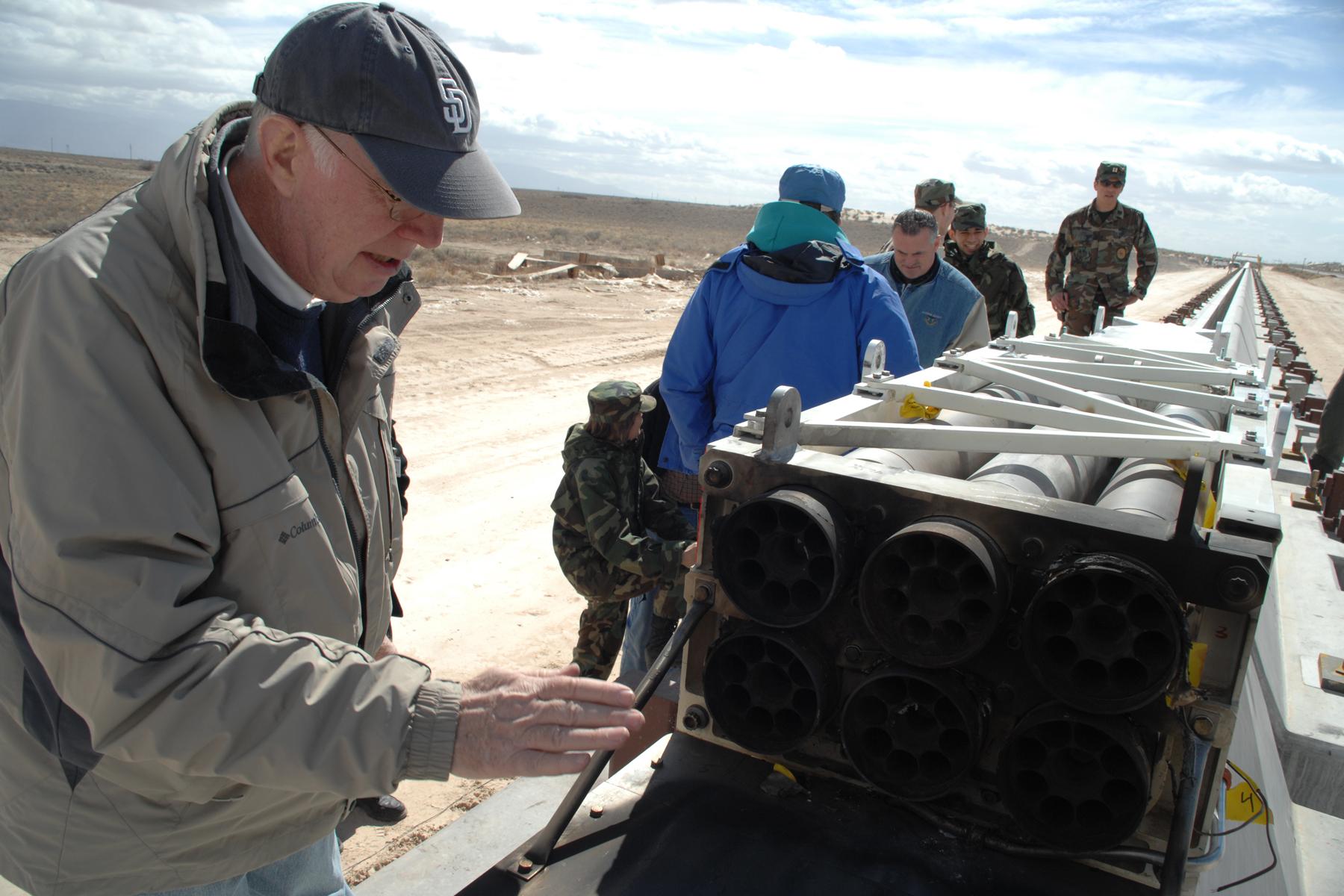 MagLev World Record: реактивный поезд на магнитной подушке побил мировой рекорд скорости