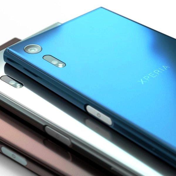 Sony, Xperia, Android, смартфон, Осенняя премьера: смартфон Xperia XZ - новый флагман Sony
