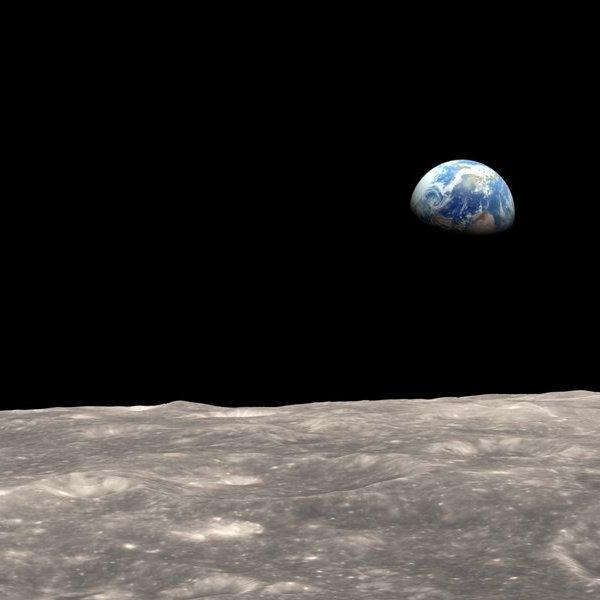 Исследование,космос,планета, «Лунар орбитер»: странный случай с искусственным спутником Луны
