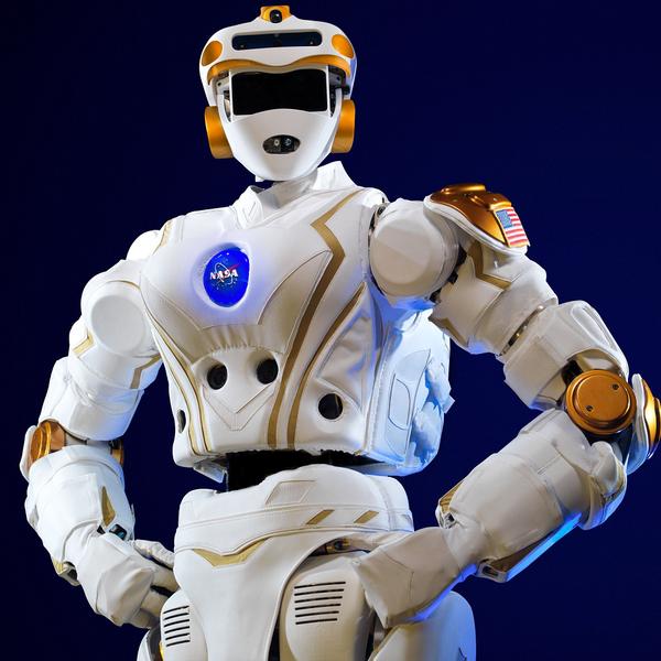NASA,Марс,космос,робот,дрон, «Ещё та Валькирия!»: в NASA испытали двуногого робота