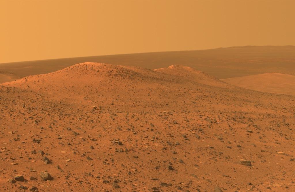«Просто космос!»: американцы показали транспортный планетоход для экспедиции на Марс