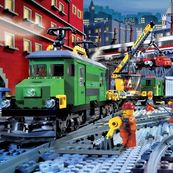 LEGO,дизайн,концепт,игра, В начале было LEGO: история игрушек