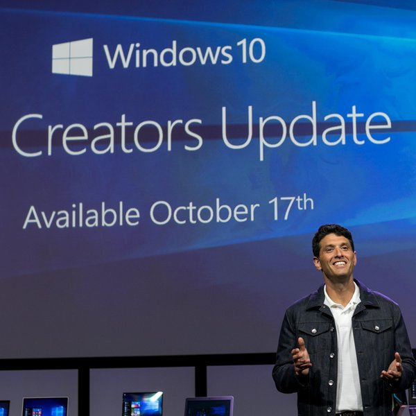 Microsoft, Windows, PC, «Улётный 3D-ец!»: обновление Windows 10 Fall Creators Update