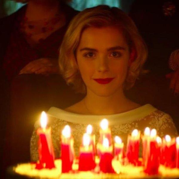 кино,поп-культура, Первый тизер «Ужасающих приключений Сабрины»